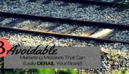 Avoidable Marketing Mistakes