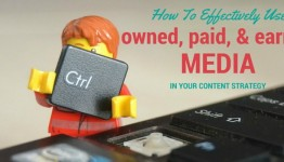 the definition of earned paid owned media