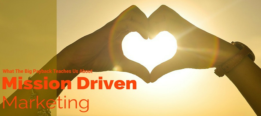 Mission Driven Marketing for small business