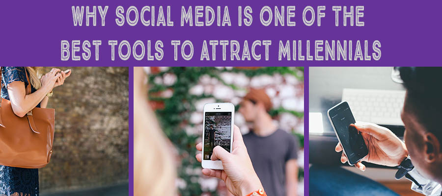 Why Social Media Attract Millennials